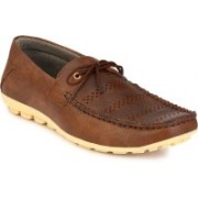 Sole Legacy Lucky Gold Casuals For Men(Brown)