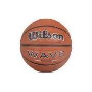 Bola De Basquete Wilson Wave Phenom Laranja E Preta