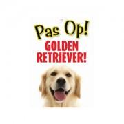 Plenty Gifts Waakbord - Golden Retriever