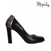 Pantofi dama din piele naturala 24708/Negru/Corsica