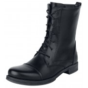 Black Premium by EMP Easy Come, Easy Go Damen-Schnürstiefel