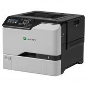 Imprimanta laser color Lexmark CS728DE A4 Duplex Retea White