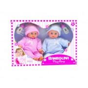 rocco giocattoli Bambolina Gemellini