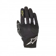 Alpinestars Guanti Moto Crossland Black Yellow Fluo Cod. 3566518