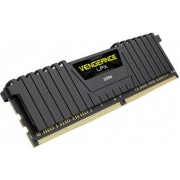 Memorija Corsair 8 GB DDR4 2666 MHz Vengeance Black, CMK8GX4M1A2666C16