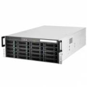 Silverstone SST-RM420 4U Rackmount Storage Server Chassis - 20 bay
