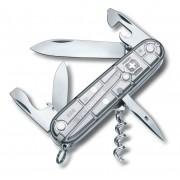 Briceag Victorinox Spartan Silver Tech, Argintiu Transparent, 9cm