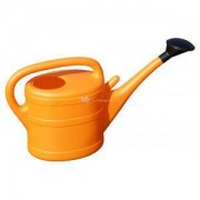 Geli kunststof gieter 10 liter oranje