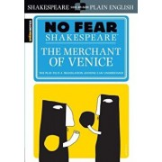 The Merchant of Venice (No Fear Shakespeare), Paperback/Sparknotes