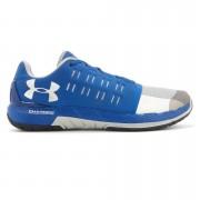 Under Armour Men's Charge Core Training Shoes - Blue/White - US 11.5/UK 10.5 - Blue