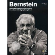 Video Delta LEONARD BERNSTEIN - IN REHEARSAL AND PERFORMANCE - DVD