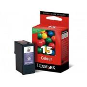 Lexmark TINTEIRO ORIGINAL LEXMARK 15 18C2110E TRICOLOR
