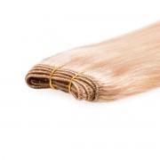 Rapunzel® Extensions Naturali Hair Weft Original Liscio 7.8 Strawberry Blonde 50 cm