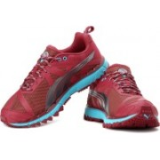 Puma Faas 500 TR Running Shoes For Men(Red)