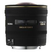 Sigma 4.5mm F/2.8 Ex Dc Hsm Fisheye - Nikon - 4 Anni Di Garanzia