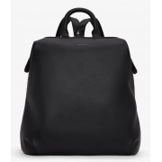 Matt & Nat Schooltas Vignelli Dwell Backpack Zwart