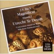 J.S. Bach - Magnificat& Handel (0825646964673) (1 CD)