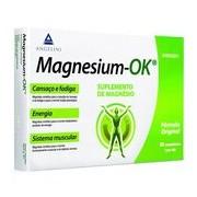 Magnesium ok 30 comprimidos - Wassen