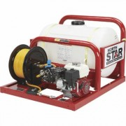 NorthStar Skid Sprayer - 55-Gallon Capacity, 160cc Honda GX160 Engine