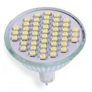 LED GU5.3 Spot - 3W - 48SMD - 3000K