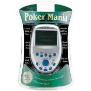 Poker Mania Electronic Handheld Game: 6 Games in 1 by Sakar