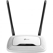 TP-Link TL-WR841N Single Band 300 Gaming Wireless Router - For Cable Connection