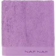 Prosop de baie 30x50cm Naf Naf Casual Colors Lila