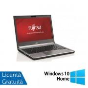 "Laptop Refurbished Fujitsu Siemens Lifebook E736 (Procesor Intel® Core™ i5-6200U (3M Cache, up to 2.80 GHz), Skylake, 13"", 8GB DDR4, 240GB SSD, Intel® HD Graphics 520, Win 10 Home)"
