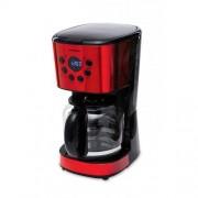 Cafetiera Heinner HCM-1500RDIX Morning Passion 900W 1.8 litri Rosu