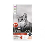 Hrana uscata pentru pisici, Pro Plan Original Adult Cat, somon, 1,5 kg