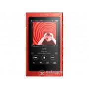 Sony NW A35HN Walkman® sa zvukom visoke rezolucije, crvena