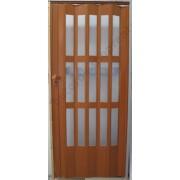 Kazettás harmonika ajtó, cseresznye