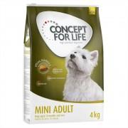4kg Concept for Life Mini Adult ração