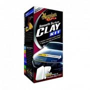 Kit decontaminare auto cu argila - Smooth Surface Clay Kit Meguiar's