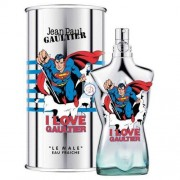 Jean Paul Gaultier Le Male Eau Fraiche Superman 125 ml