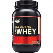 Whey Protein 100% Gold Standard Optimum Nutrition - 900g - Cookies
