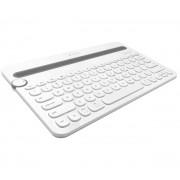 Logitech K480 Bluetooth Multi - Device Keyboard White