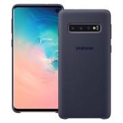 Samsung Galaxy S10 Siliconen Hoesje EF-PG973TNEGWW - Navy