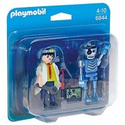 PLAYMOBIL Scientist with Robot Duo Pack