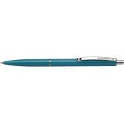 Pix SCHNEIDER K15, clema metalica, corp verde - scriere verde