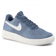 Обувки NIKE - Air Force 1 Flyknit 2.0 CI0051 400 Ocean Fog/ Summit White