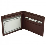 Florence Leather Market Mini portafoglio Leo (PF113)