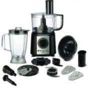Bajaj Majesty FX9 700 W Food Processor(Black & Silver)
