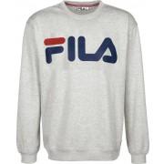 Fila Classic Logo Herren Sweater grau meliert Gr. S