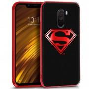 COOL ACCESORIOS Cool Capa Xiaomi Pocophone F1 Superman