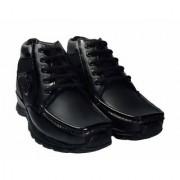 MEN's Black Boot For Men Boots For Men (Black)