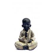 Buddha Dierenurn Zegenende Shaolin Monnik (0.8 liter)