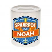 Bellatio Decorations Kinder cadeau spaarpot voor een Noah