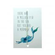 Postcard Mermaid