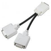HP DMS-59 naar 2x DVI 24-pin Y-kabel M/F
